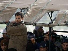 У берегов Сицилии береговая охрана Италии спасла 226 нелегалов