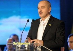 Нардеп Стойко заявляет, что не материл сотрудников Госохраны