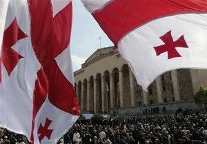 Грузия объявила 25 февраля Днем советской оккупации
