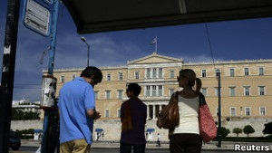 Результат выборов в Греции вызвал страхи в еврозоне
