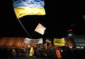 Координатор акции протеста: Предприниматели не подписывали никакого меморандума с Кабмином