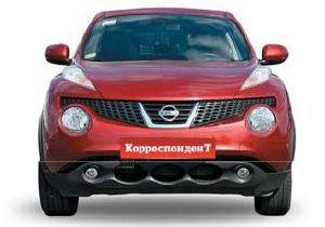 Nissan отзывает 118 тысяч кроссоверов Juke