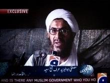 Третий человек в Аль-Каиде дал интервью пакистанскому ТВ