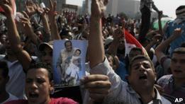 В Египте продолжают требовать казни для Мубарака