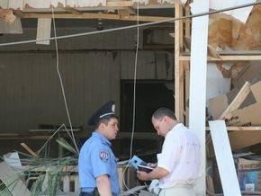 Взрыв в Мелитополе: госпитализированы 16 человек