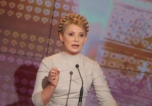 Тимошенко: На Майдане я боролась против олигархов за демократию