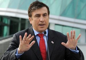 Саакашвили подписал соглашение с Россией по вступлению в ВТО