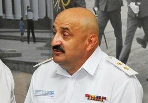 Янукович назначил нового командующего ВМС Украины