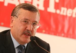 Гриценко: Через полтора года состоятся новые выборы президента