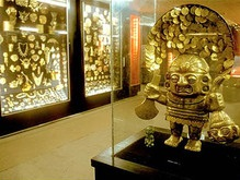 В Канаде из музея похищены сокровища инков