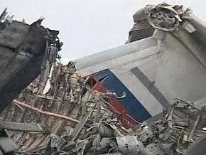 В Якутии разбился Ил-76: все члены экипажа погибли