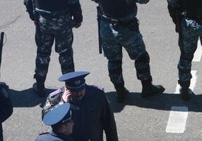 Перестрелка в Одессе: Преступники, убившие милиционеров, захватили заложников
