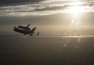 Фотогалерея: Прощальный полет. Шаттл Endeavour отправился в свое последнее путешествие