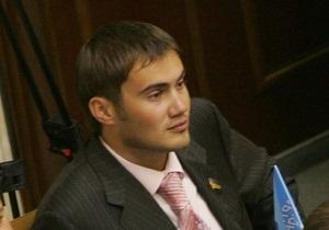 Сын Януковича, сестра Левочкина и Каськив вступили в новое межфракционное объединение