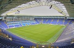 Харьковский стадион «Металлист» открыт!