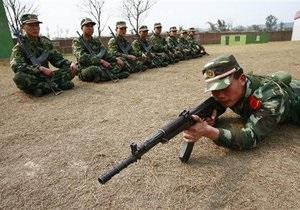 Пекин опроверг сообщения СМИ о размещении своих войск в КНДР