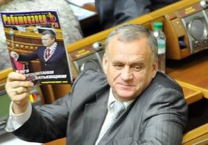 Янукович уволил тернопольского губернатора Сухого