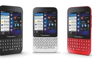 BlackBerry анонсировала бюджетный смартфон с QWERTY-клавиатурой