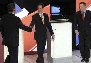 Второй тур предвыборных теледебатов в Британии не выявил явного лидера