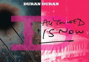 Завтра выходит новый альбом группы Duran Duran