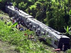 В Индии из-за взрыва сошел с рельсов пассажирский поезд: есть жертвы