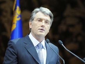 Ющенко: Коалиция БЮТ и ПР приведет к утрате украинской независимости
