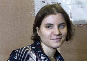 Суд отпустил на свободу одну из участниц Pussy Riot, остальные останутся в колонии