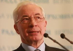 Азаров обещает вывести покупательную способность украинцев на докризисный уровень
