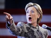 Клинтон раскритиковала Маккейна за двойную политику в отношении России