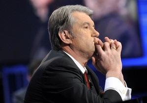 Раскол в Нашей Украине: Ющенко пока удерживает контроль над большинством - Ъ