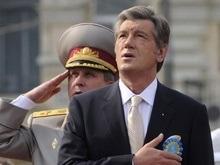 Рада хочет лишить Ющенко контроля над внутренними войсками