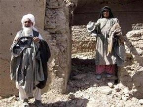 США признали гибель 33 мирных афганцев под бомбами НАТО