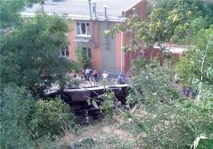 ДТП в Одессе: Возмущенные пассажиры пытались устроить самосуд над водителем маршрутки