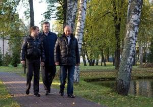 Эксперты связывают приговор Тимошенко с газовой проблемой: Янукович - в патовой ситуации