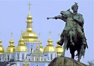 Киев ежегодно посещает около миллиона туристов. В городе они проводят в среднем один день