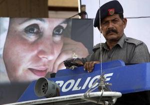 Убийство Беназир Бхутто: суд выдал ордер на арест экс-президента Пакистана