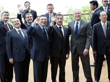 Лидеры G8 отказались расширять Восьмерку