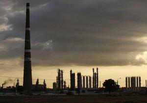 Нефть марки Brent дешевеет из-за укрепления доллара