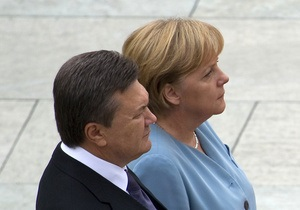 Меркель: Германия заинтересована в улучшении отношений между Украиной и РФ