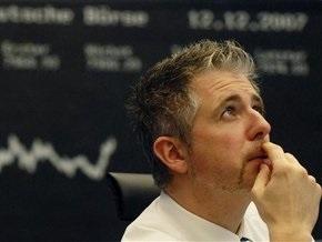 Российские биржи опустились из-за Медведева