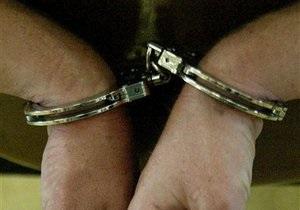 В Киеве задержан милиционер во время получения взятки