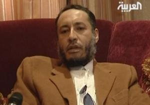 Повстанцы захватили младшего сына Каддафи