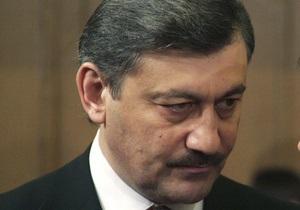 Умер премьер Крыма Василий Джарты