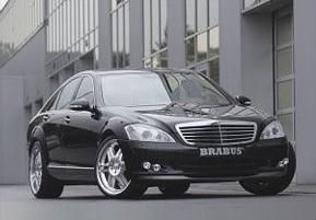 Brabus презентовало самый мощный и быстрый седан Mercedes-Benz S-Class в мире