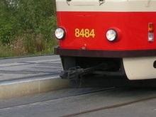 В Одессе загорелся трамвай с пассажирами