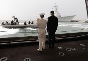Американские эсминцы ожидают приказа для начала операции в Сирии