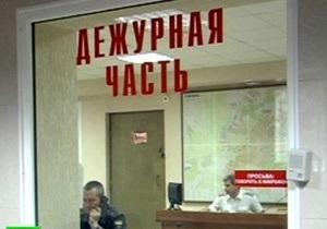 В Москве женщину задержали за сумку с наклейкой  6 мая
