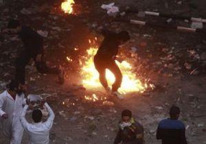 Египет - В результате беспорядков в Египте семь человек погибли и сотни ранены
