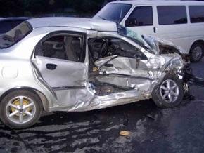 В Харькове по вине нетрезвого водителя травмированы пять человек