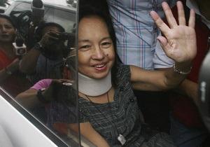 На Филиппинах перед выборами арестовали экс-президента